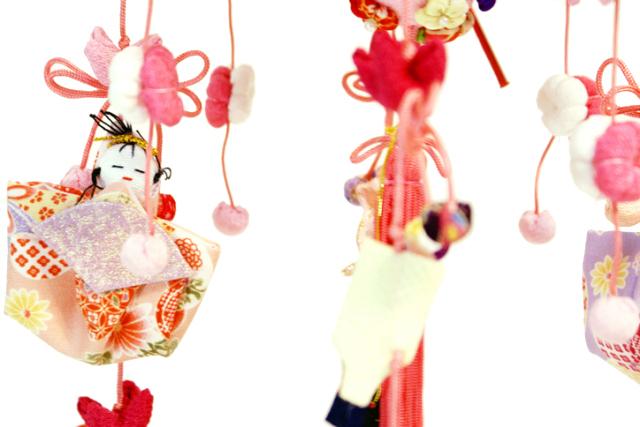 雛人形 吊るし雛