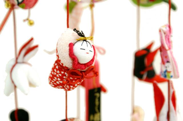 雛人形 久月 吊るし雛 fhs-72